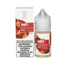 WET SALTS - RASPBERRY ORANGE - 30mL